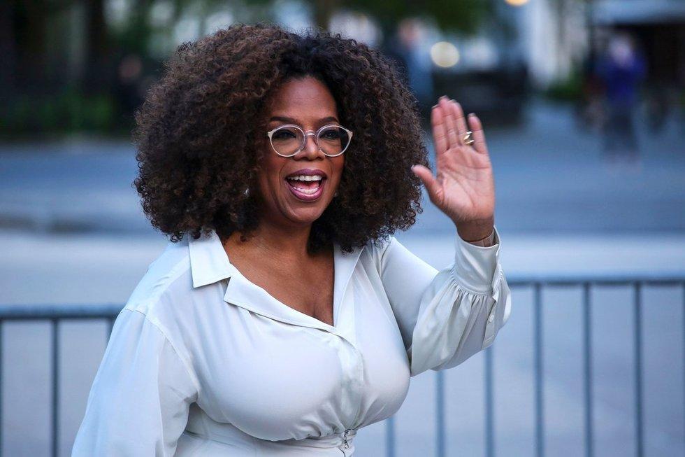 Oprah Winfrey (nuotr. SCANPIX)