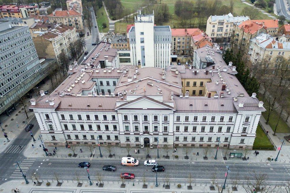 Apeliacinis teismas (nuotr. Broniaus Jablonsko)