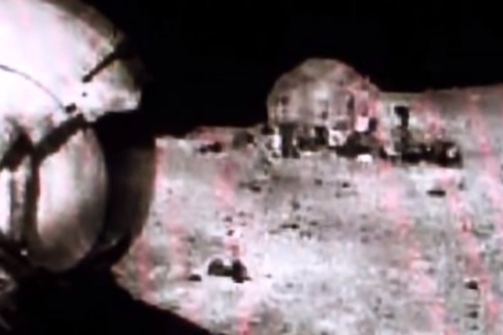 Apollo 16 (nuotr. YouTube)