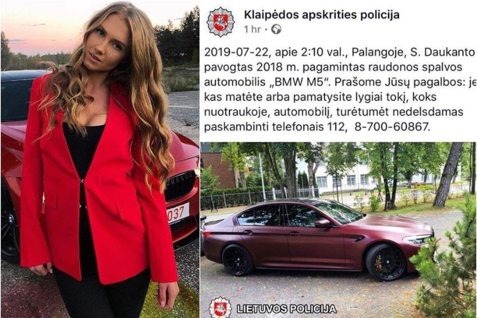 Angelė Petručionytė prašo pagalbos (tv3.lt fotomontažas)