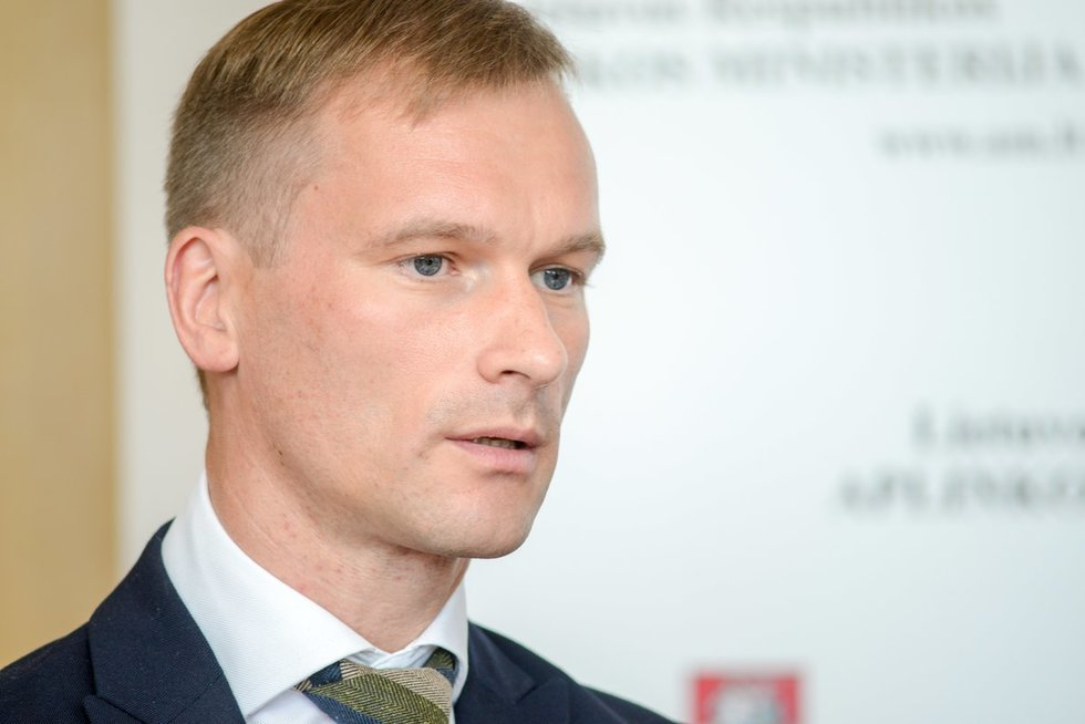 Marius Pulkauninkas (nuotr. fotodiena/Justino Auškelio)
