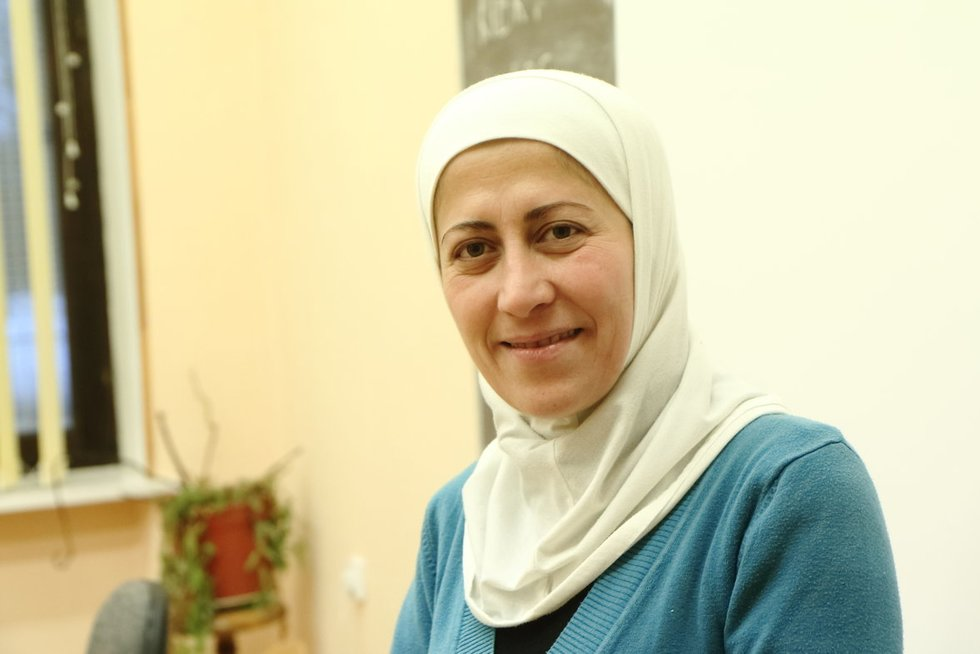 Solafa Alafandi (nuotr. tv3.lt)