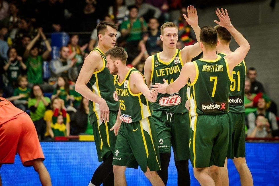 Europos čempionatas vyks keturiose valstybėse (nuotr. FIBA Europe)