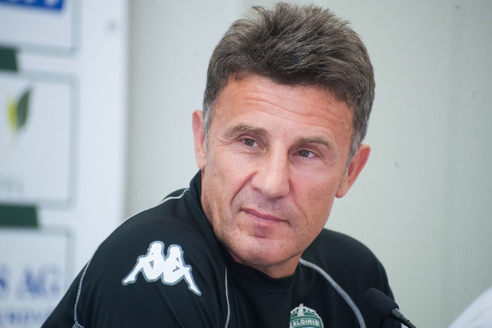 Marekas Zubas (nuotr. Fotodiena.lt)