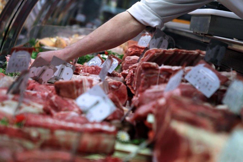 Mėsa (nuotr. SCANPIX)