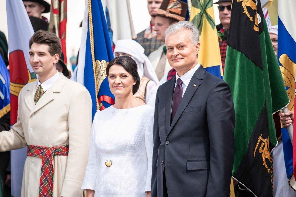 Pirmasis Prezidento vizitas: su žmona keliaus į Lenkiją | tv3 lt