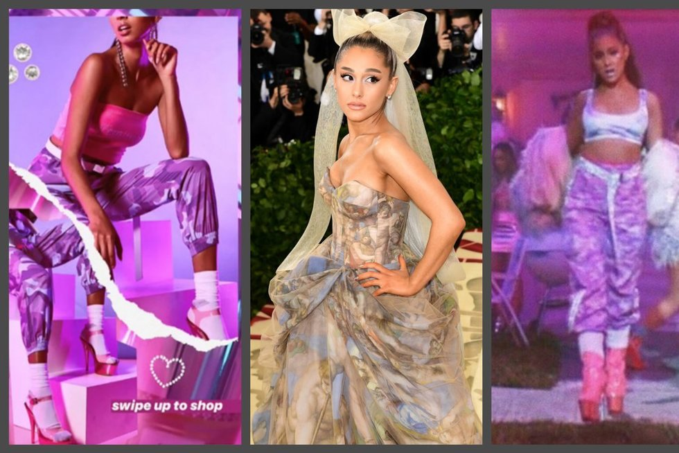 Ariana Grande (nuotr. SCANPIX) tv3.lt fotomontažas