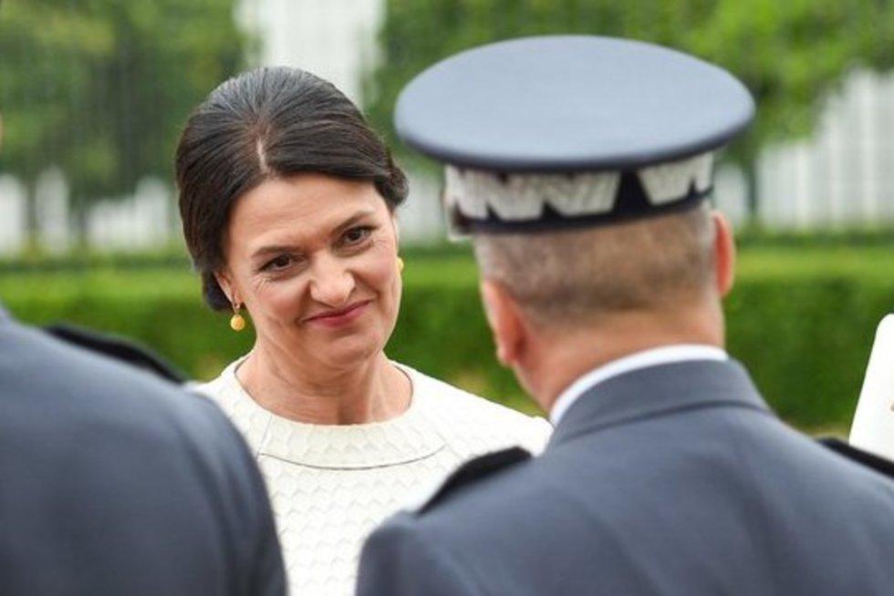 Diana Nausėdienė (nuotr. Lietuvos Respublikos Prezidento kanceliarijos/Robertas Dačkus)