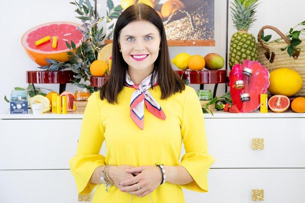 Inga Žuolytė (nuotr. Organizatorių)