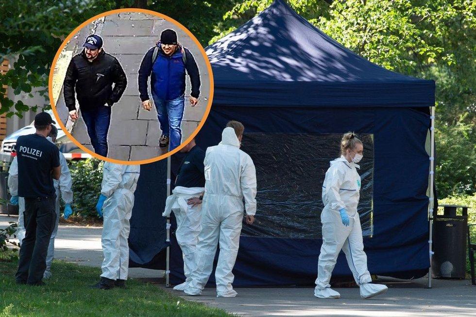 GRU pėdsakai: Berlyne žmogų nušovęs rusas realiai net neegzistuoja (nuotr. SCANPIX) tv3.lt fotomontažas