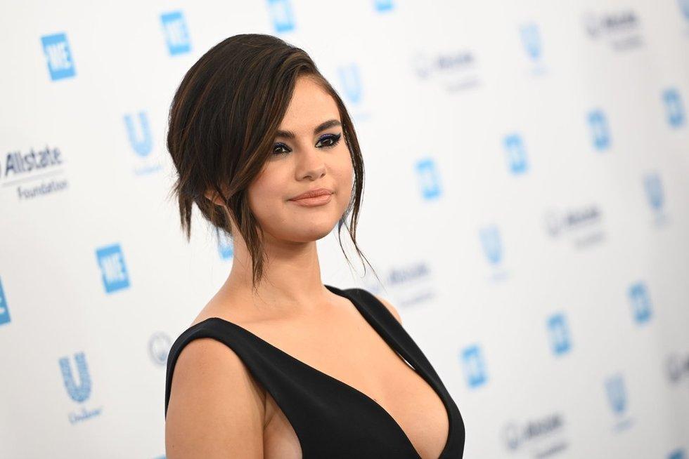 Selena Gomez (nuotr. SCANPIX)