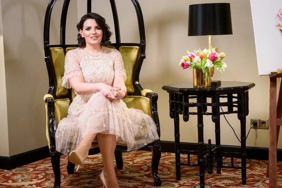 Renata Šakalytė - Jakovleva (nuotr. TV8)