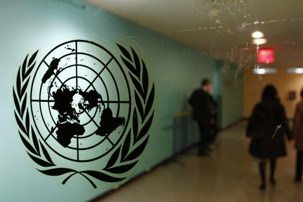 Jungtinės Tautos (nuotr. SCANPIX)