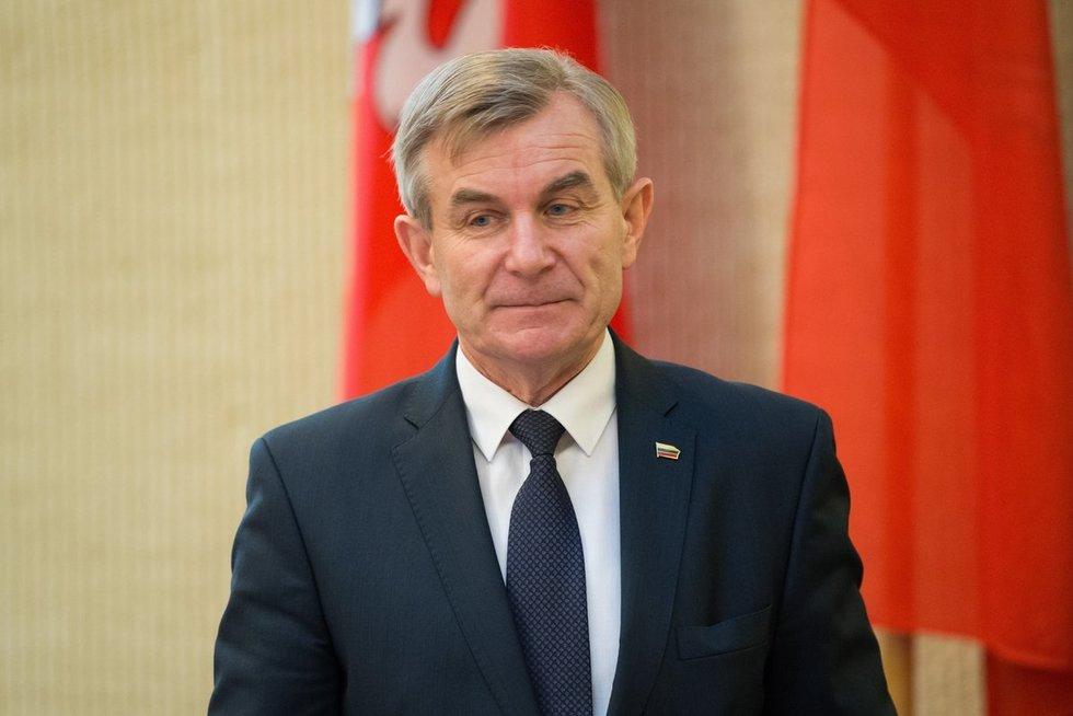 Viktoras Pranckietis Vygintas Skaraitis/Fotobankas