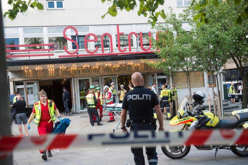 Oslo policija (asociatyvi nuotr.) (nuotr. SCANPIX)