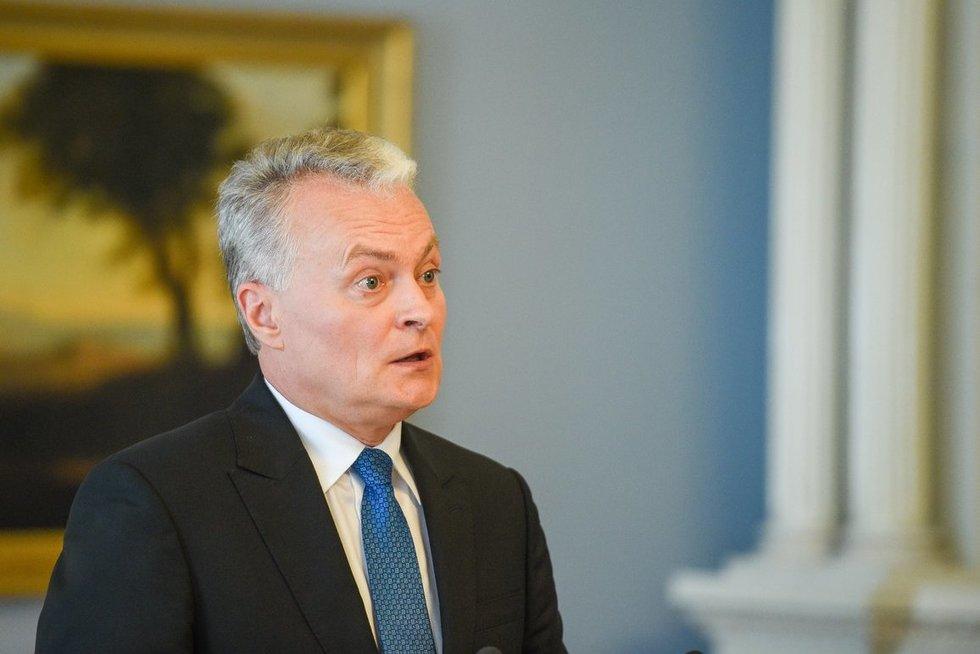 Prezidentas atleido korupcija įtariamą teisėją Čekanauską ir