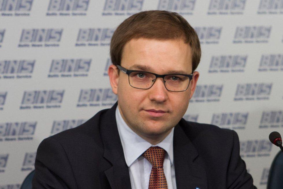 Vytautas Gapšys (nuotr. Balsas.lt/Ruslano Kondratjevo)
