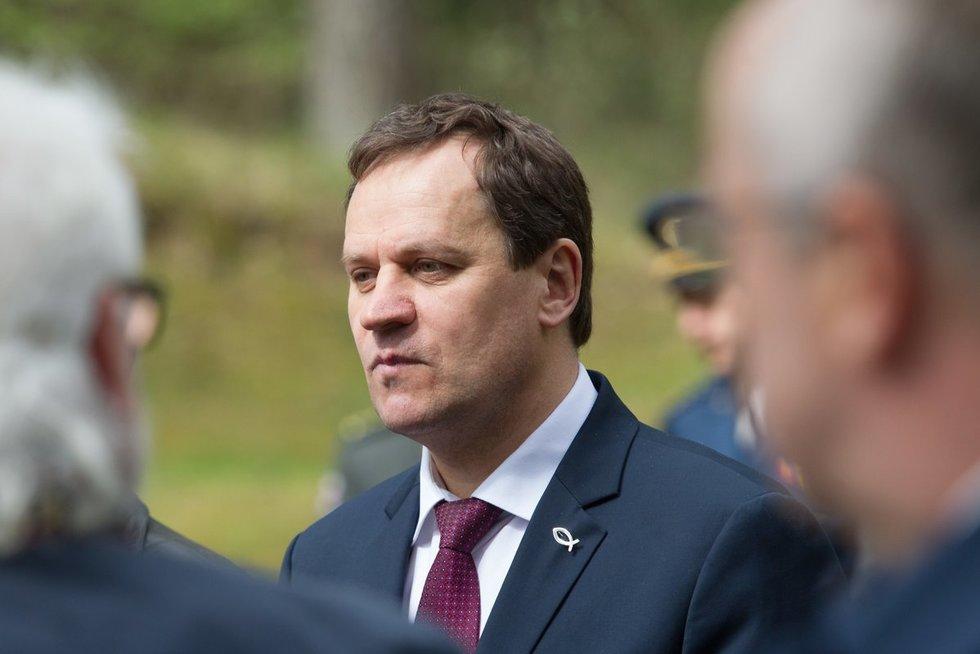 Valdemaras Tomaševskis (nuotr. BFL / V. Skaraitis)