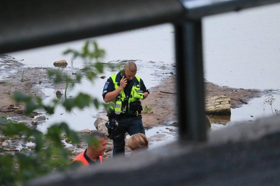 Neryje nuskendo 9-metis berniukas (nuotr. Broniaus Jablonsko)