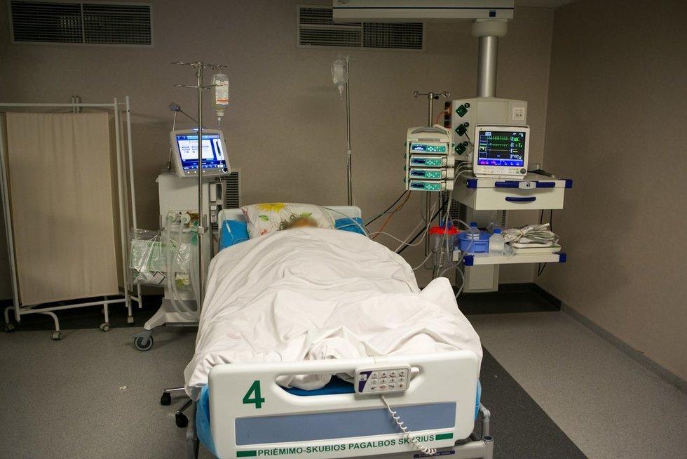 Ligoninė, asociatyvi nuotr. (nuotr. BFL)
