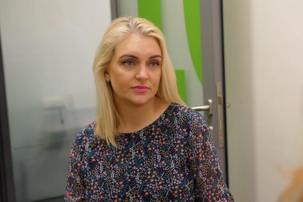 Rūta Ščiogolevaitė (nuotr. Organizatorių)