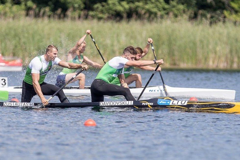 Lietuvos irklavimo čempionatas (nuotr. Sauliaus Čirbos)