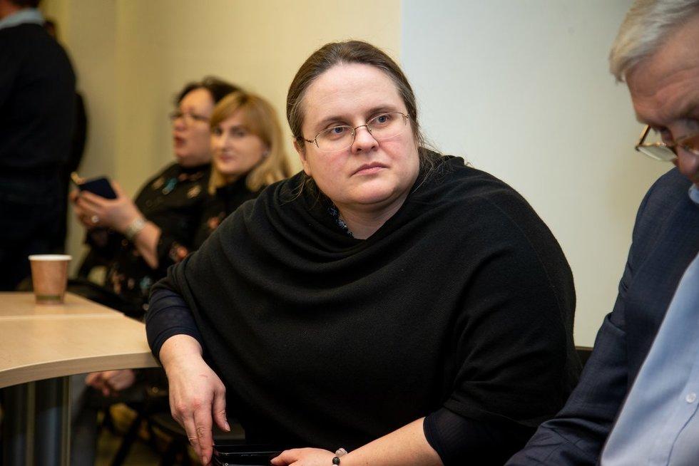 Agnė Širinskienė (nuotr. Fotodiena.lt)