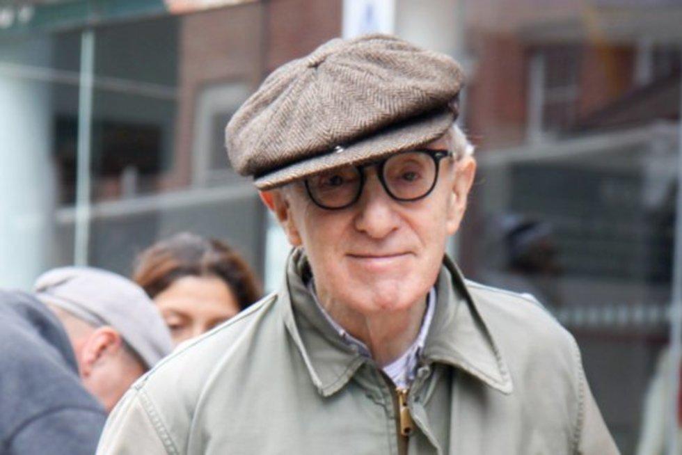Woody Allenas (nuotr. Vida Press)