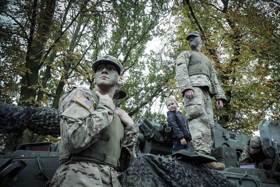 Lenkija gynybos finansavimą didins iki 2,5 proc. BVP   (nuotr. SCANPIX)