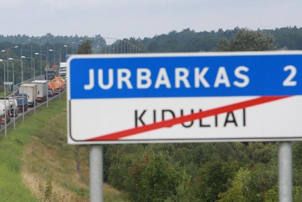 Jurbarkas (Andrius Ufartas/fotobankas.lt)