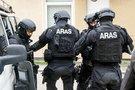 """Aras"" pareigūnai (nuotr. Tv3.lt/Ruslano Kondratjevo)"