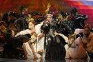 Madonna Eurovizijoje (nuotr. SCANPIX)