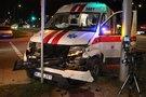 Greitosios avarija Vilniuje (nuotr. Broniaus Jablonsko)