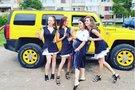 I. Puzaraitė-Žvagulienė, K. Šerkšnienė, I. Puzaraitė-Čepononienė, R. Žilionytė (nuotr. Instagram)
