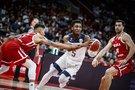 Rungtynių JAV-Lenkija akimirka (nuotr. FIBA Europe)
