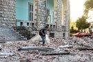 Žemės drebėjimas Albanijoje (nuotr. SCANPIX)