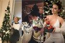 Žinomi žmonės džiaugiasi Kalėdų dvasia (tv3.lt fotomontažas)