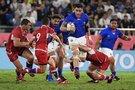 Samoa iškovojo pergalę (nuotr. SCANPIX)
