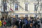 Praėjusių metų mokytojų ir mokinių protestas (Fotodiena.lt)