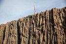 Lukiškių aikštėje visuomenei pristatyta Laisvės kalvos monumento realaus dydžio bandinys (Irmantas Gelūnas/Fotobankas)