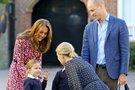 Princesė Charlotte su tėvais (nuotr. SCANPIX)