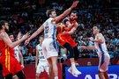Finalo Argentina-Ispanija akimirka (nuotr. FIBA)