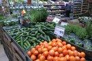Šviežiios daržovės lentynose gali pažerti netikėtumų (nuotr. stop kadras)