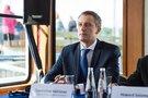 LR Energetikos ministras Žygimantas Vaičiūnas (nuotr. bendrovės)