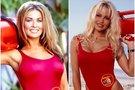 Carmen Electra, Pamela Anderson (tv3.lt fotomontažas)