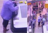 Pareigūnai aiškinosi, kur dingo parduotuvėje paliktas telefonas