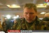 Pranešama apie antrą sprogimo Kijevo Profsąjungų rūmuose auką