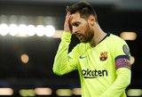 Legendinis Ronaldo pasigenda kritikos Messi atžvilgiu