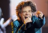 Prosenelis su paraku: 72-ejų Mickas Jaggeris turės dar vieną vaiką