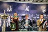 Sensacingos istorijos pabaiga: sėkmingai ištraukti LFF taurės burtai
